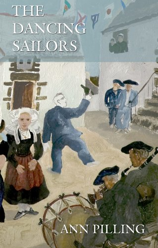 Cover image of The Dancing Sailors, Ann's second published poetry anthology.