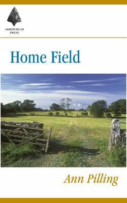 Cover image of Home Field. Ann's first published poetry anthology.